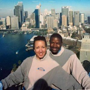 Sydney Australia Harbour Bridge Climb