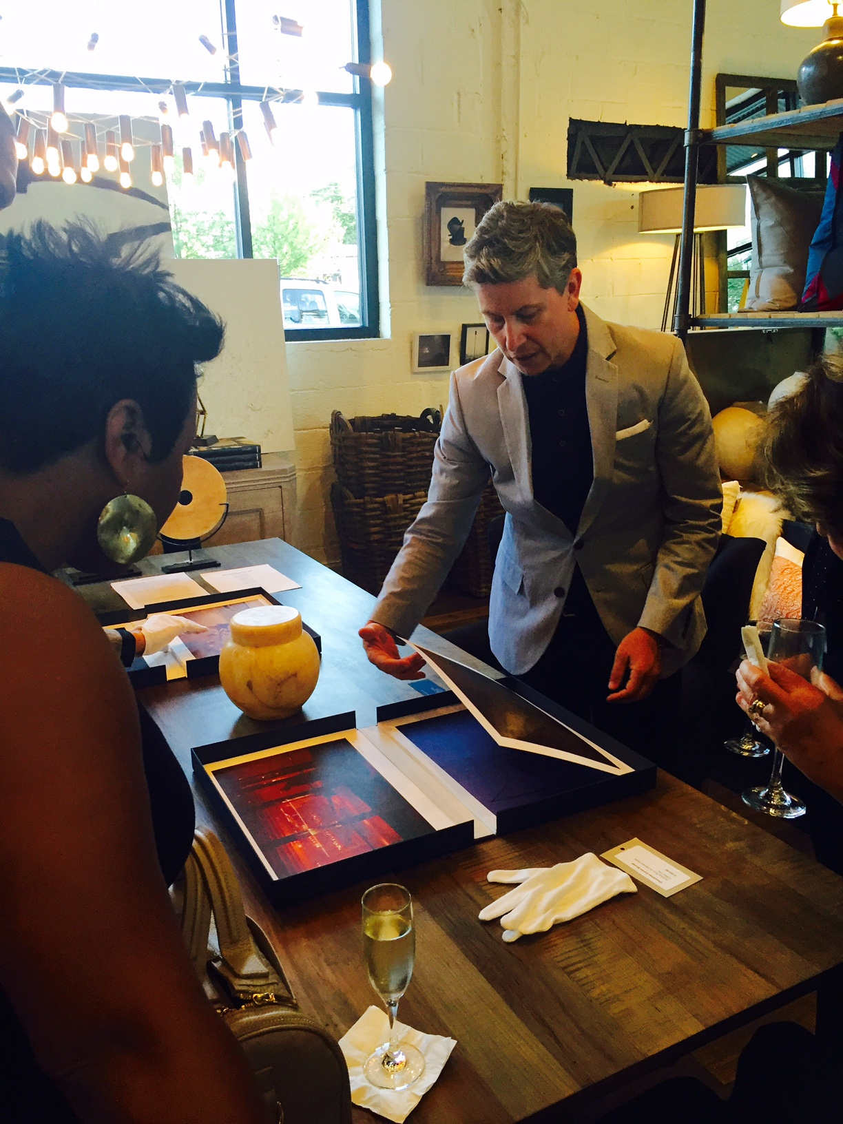 Ghost Atlas Exhibit with Trevor Forest | Atlanta Homes & Lifestyles Magazine