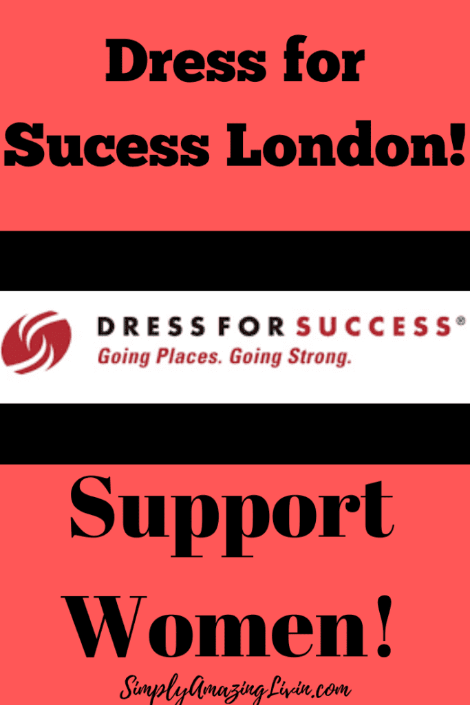 Dress for Sucess London