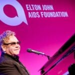 Meeting Sir Elton John and Billie Jean King | #EJAF