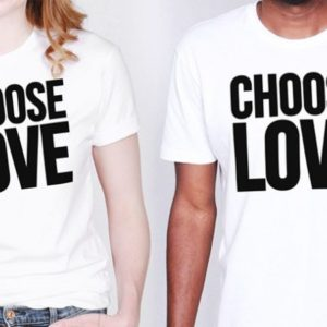 Choose Love RED Campaign