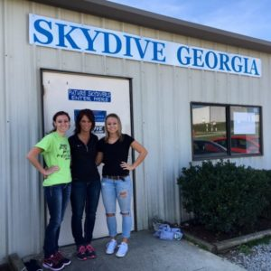 Skydive Georgia