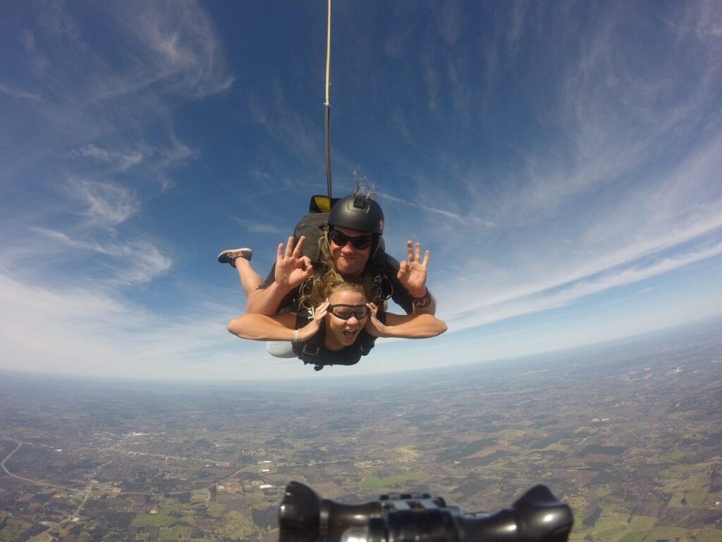 skydive Georgia