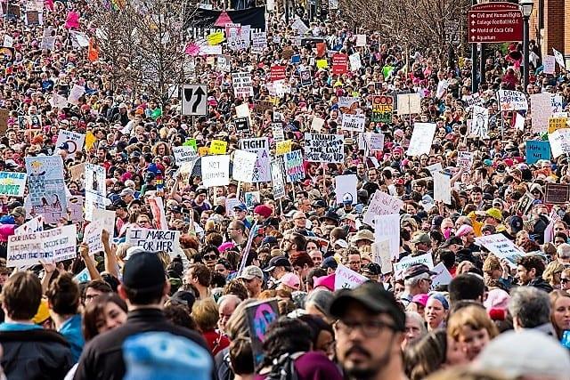 Atlanta womens march photo 1 (2)