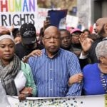 March for Social Justice and Women in Atlanta