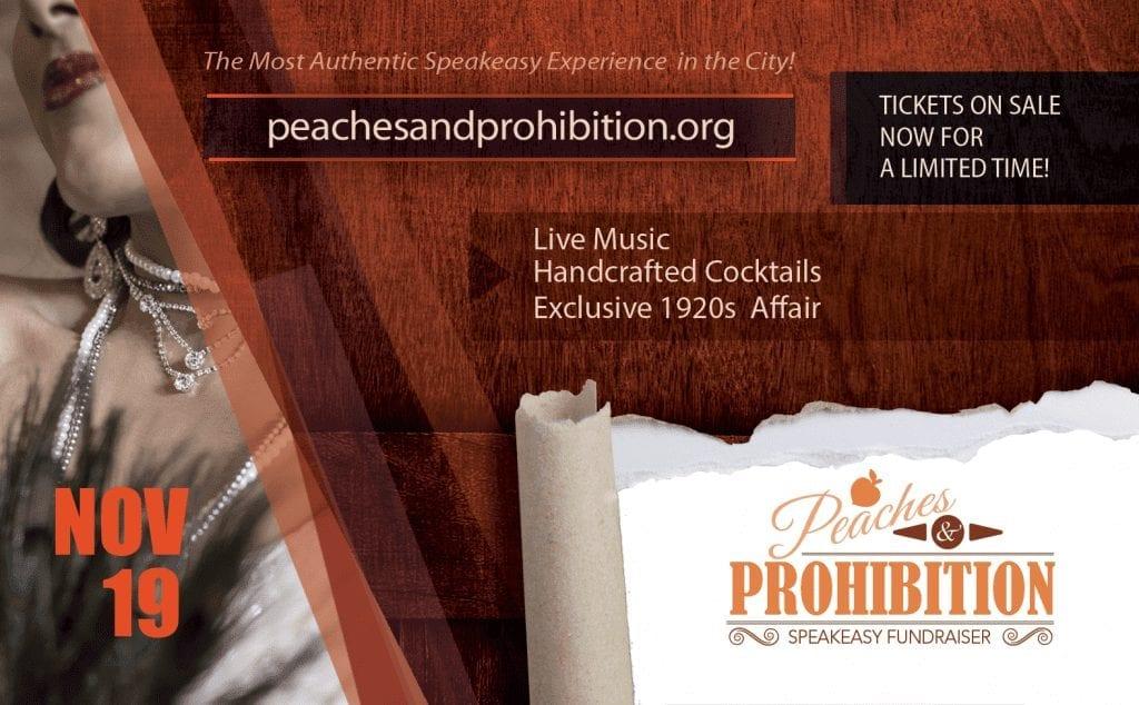 Peaches and Prohibition