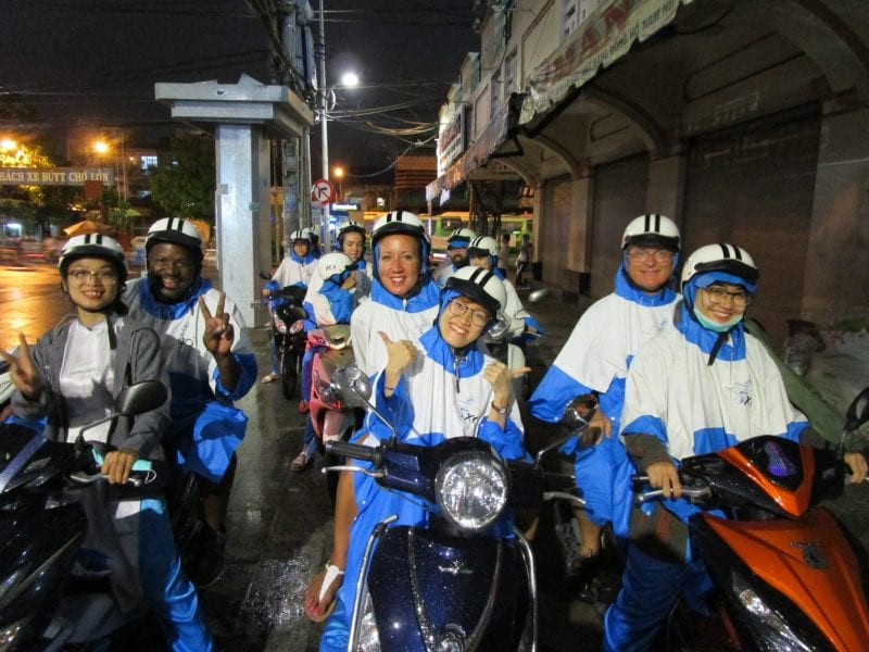 Foodie Tour - Motorbikes in Vietnam