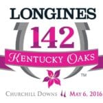 Pink Out!  At Kentucky Oaks Day