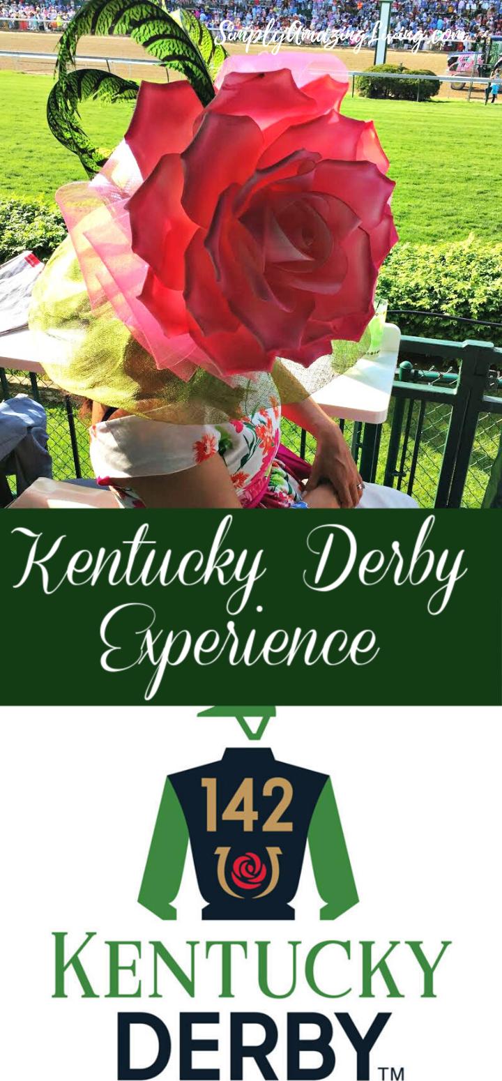 Kentucky Derby Pin