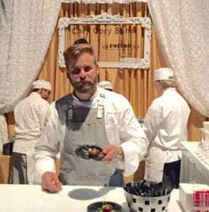 Taste of Derby -Chef Cory Bahr