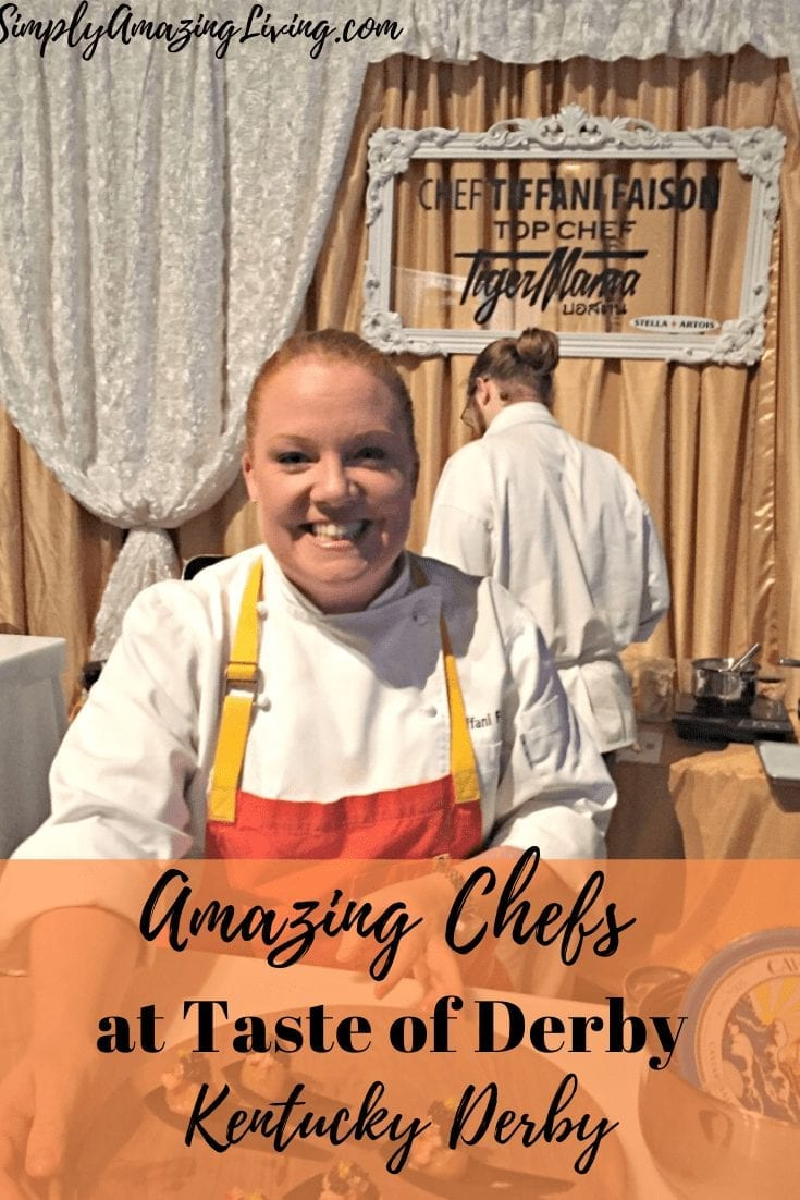 Taste of Derby with Chef Tiffany