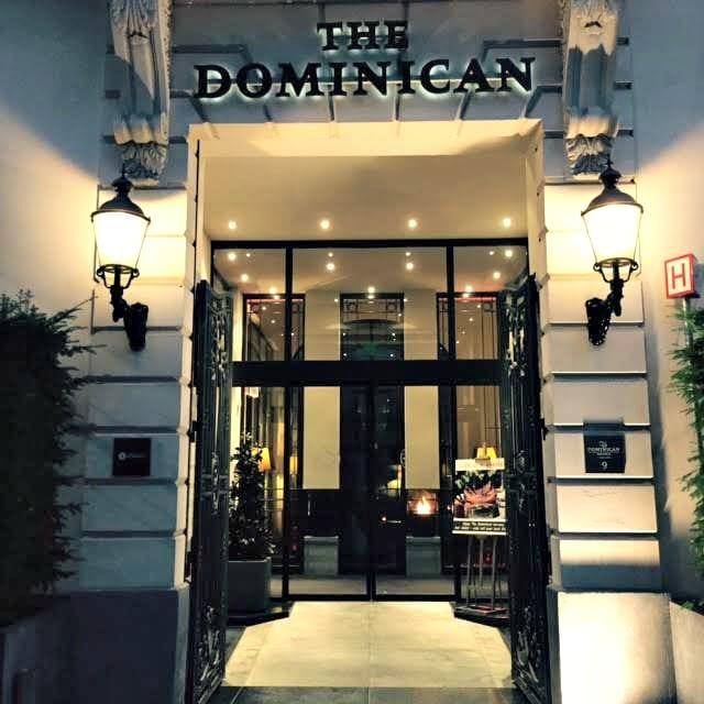 The Dominican Hotel, Brussels, Belgium