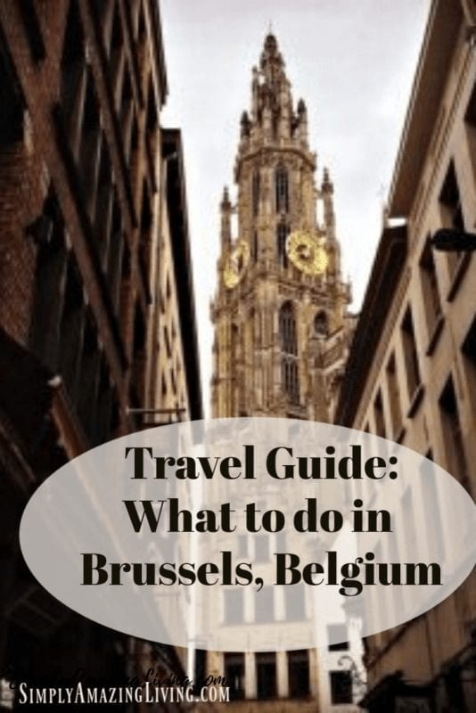 Travel Guide to Brussels, Belgium