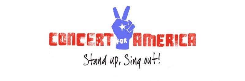 Concert for America Logo