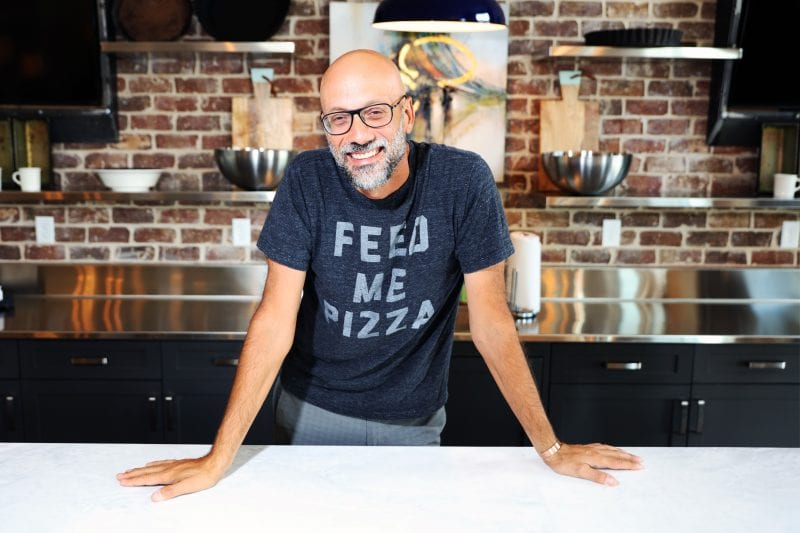The Master Pizzaiolo: Giulio Adriani