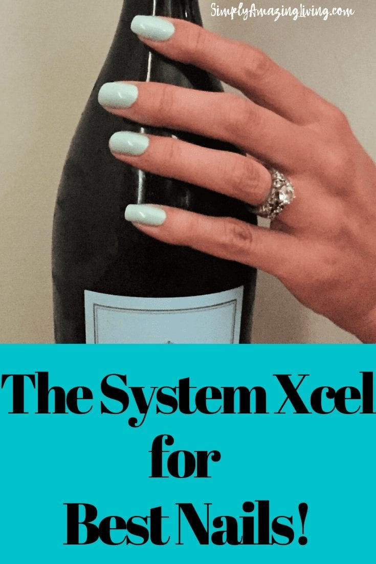 System Excel Nails Pin 2