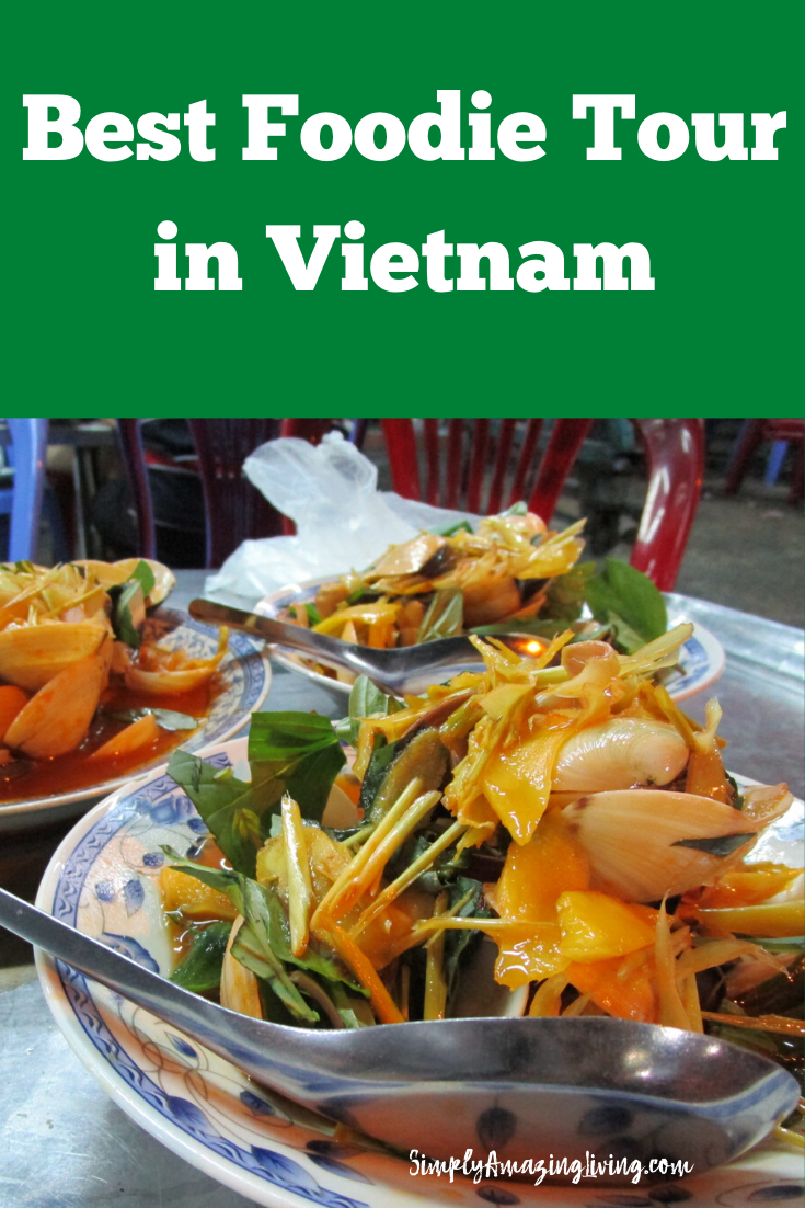 Best Foodie Tour in Vietnam