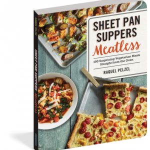 Sheet Pan Suppers Meatless Cookbook