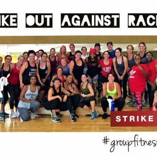 Strike Out Against Racism Lifetime Athletic Atlanta