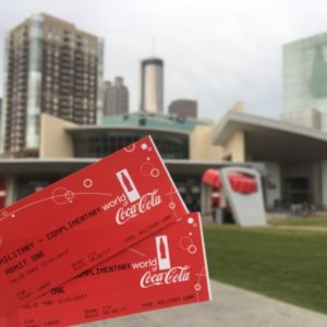 Veterans Day Offer at World of Coca-Cola