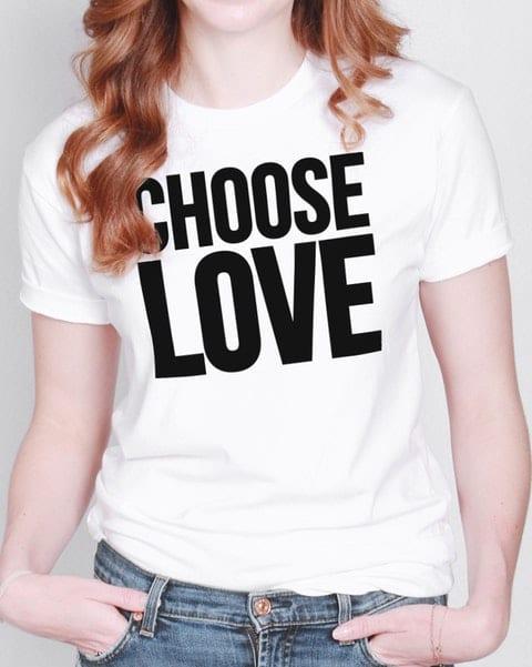Choose Love George Michael