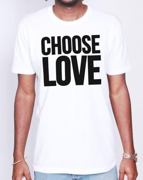 Choose Love George Micahel RED campaign