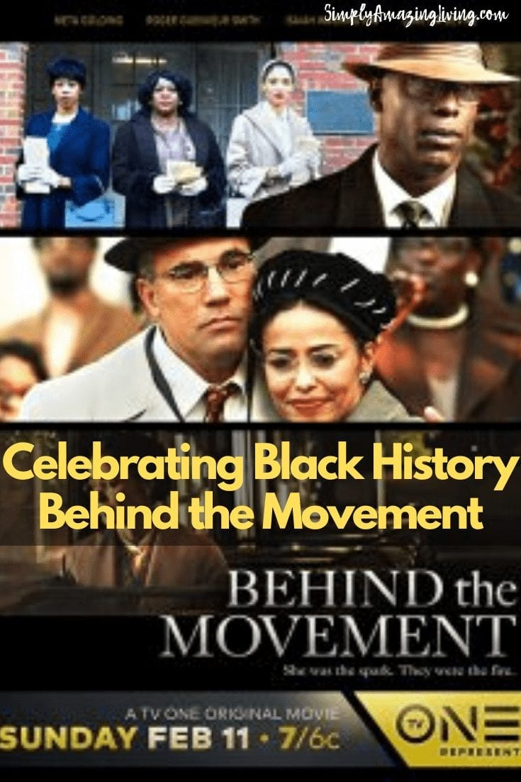 Behind the Movement Rosa Parks Movie