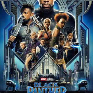 Black Panther Movie Promotional Poster