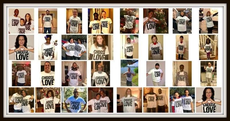 Choose Love #simplyamazingliving #chooselove #ChooseLove #Red #AIDS