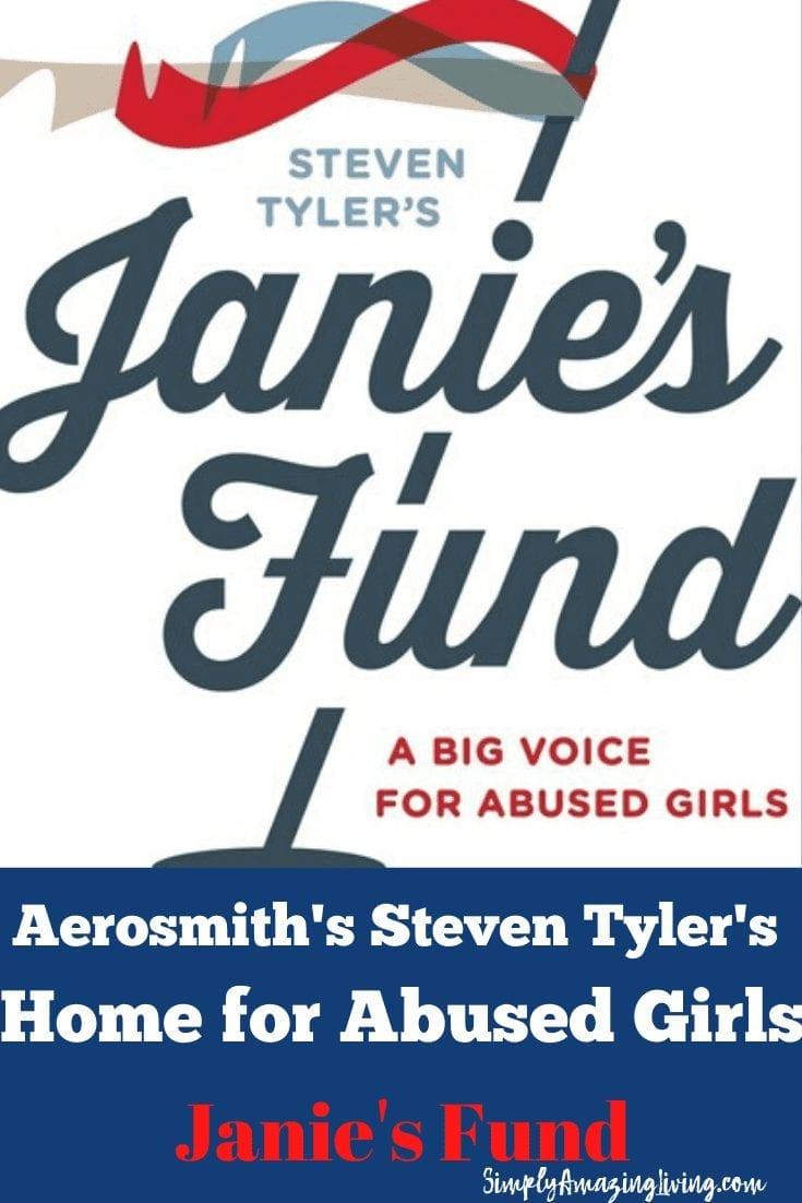 Janie's Fund Pin