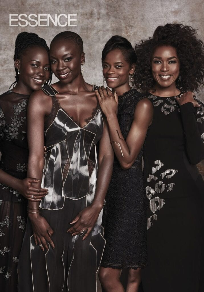 Essence Magazine Black Panther
