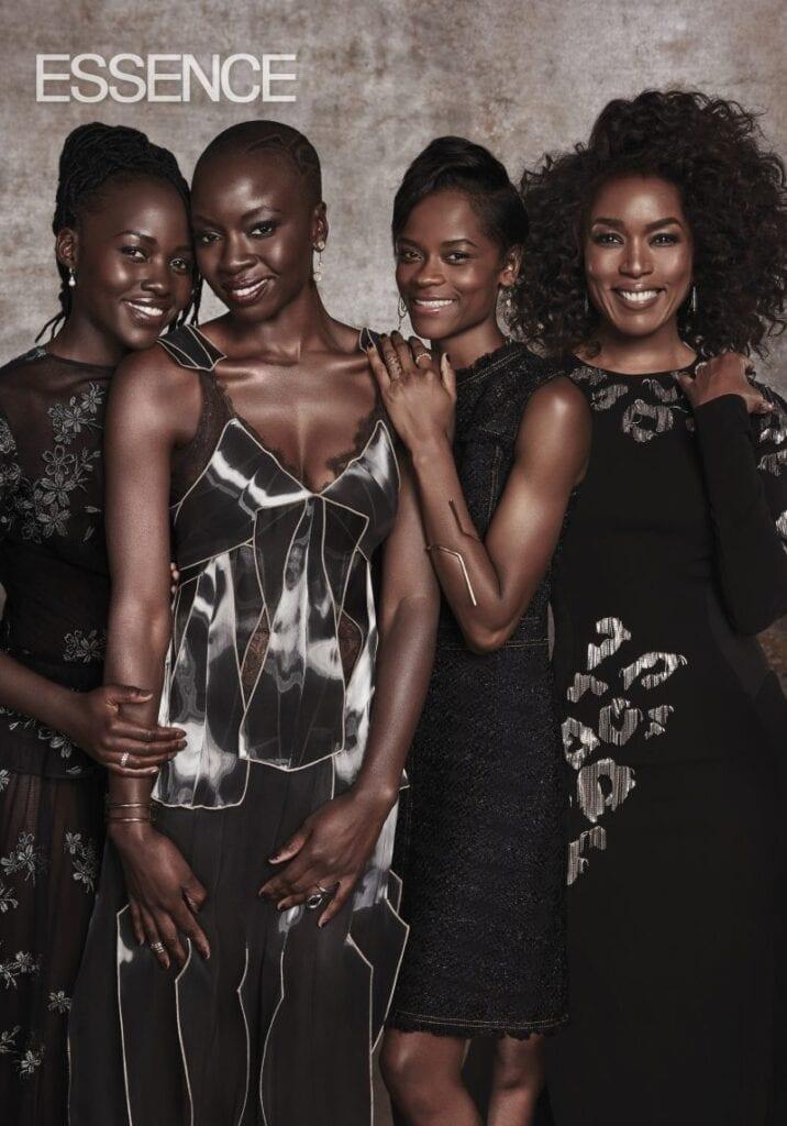 Essence Magazine Black Panther