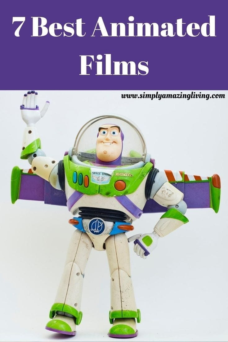 7 Best Animated Films Post Pin