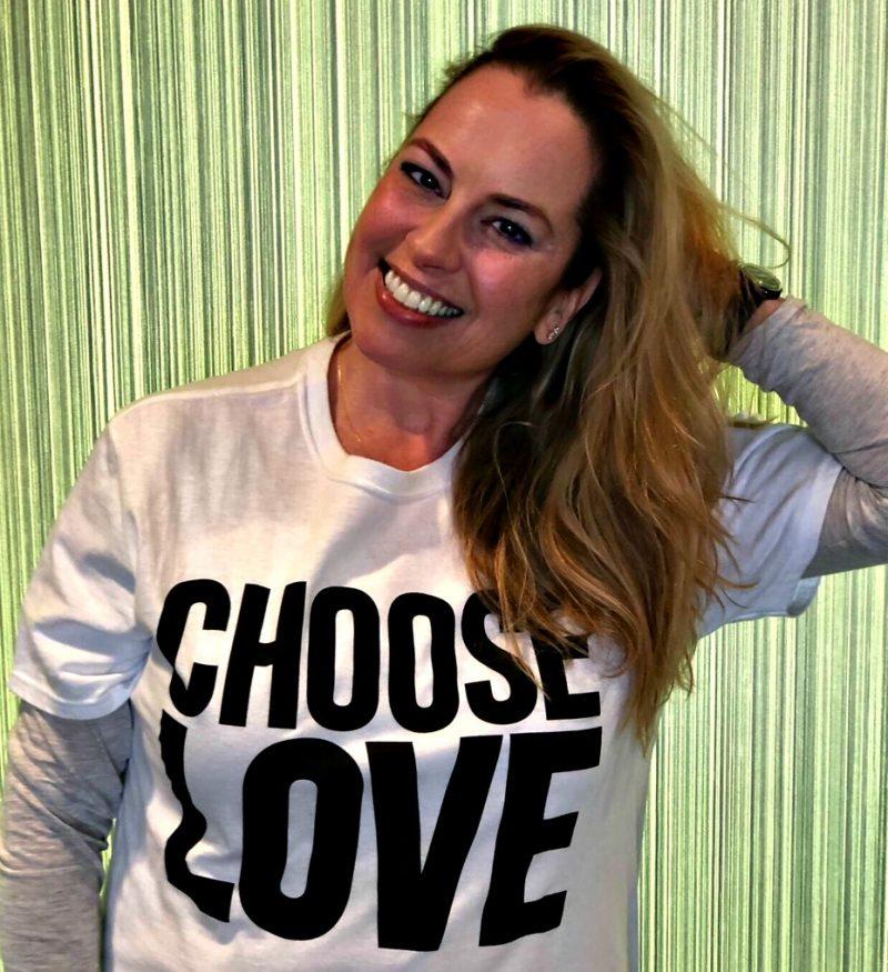 Choose Love Campaign - #SimplyAmazingLiving
