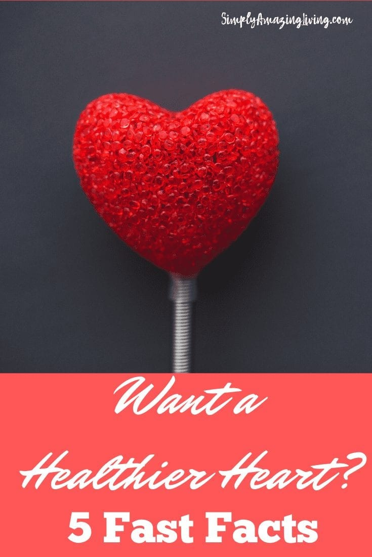 Five Steps to a Healthier Heart