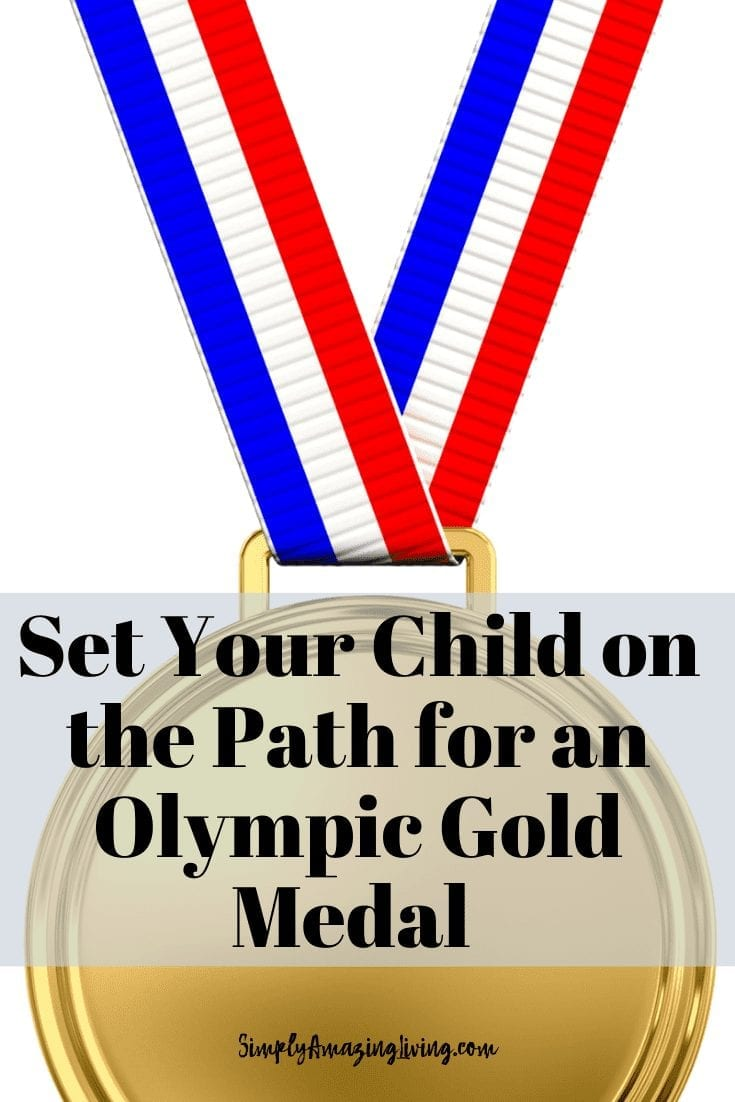 Set Your Kids Down The Path To An Olympic Medal!