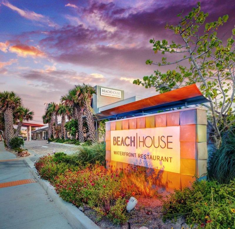 Beach House Waterfront Restaurant - Anna Maria Island, FL