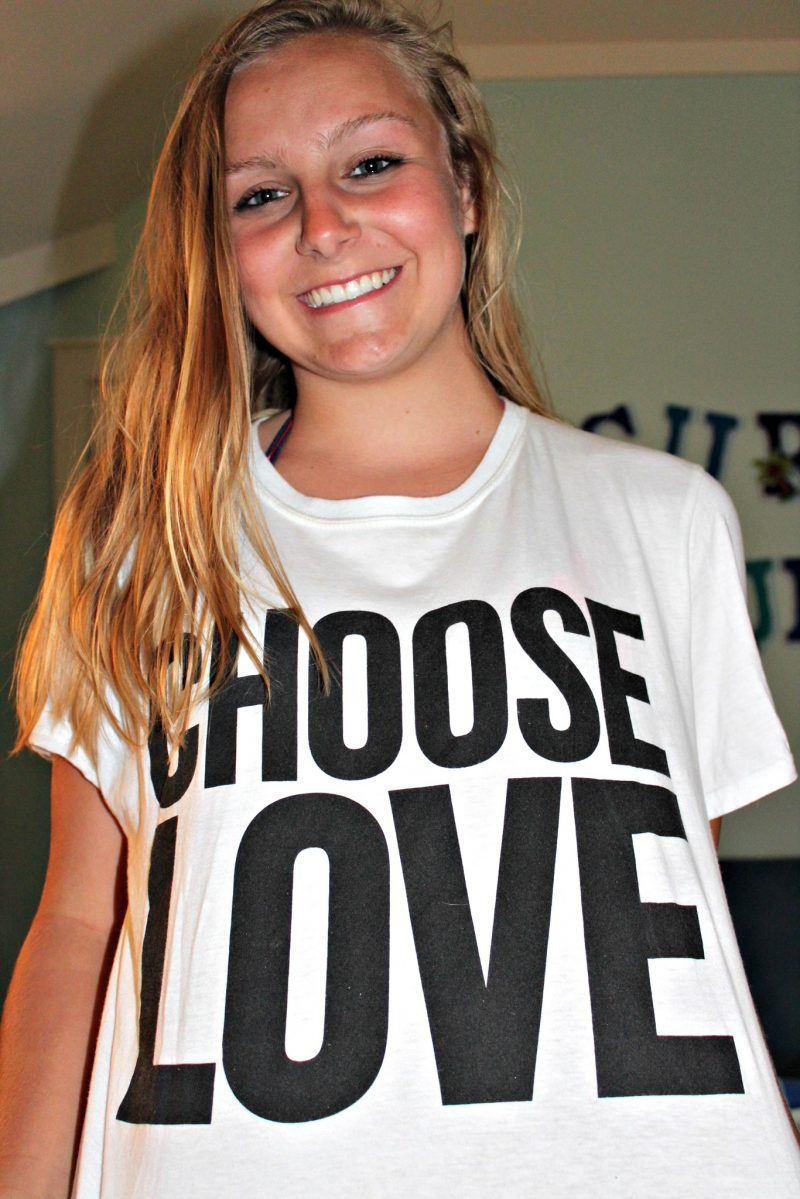 Pledge to Choose Love #ChooseLove #SimplyAmazingLiving