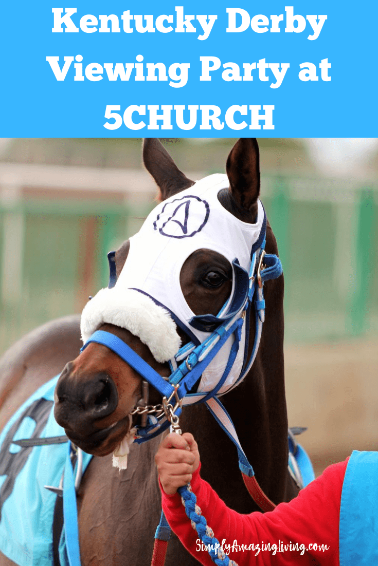 Kentucky Derby Viewing Party at 5CHURCH