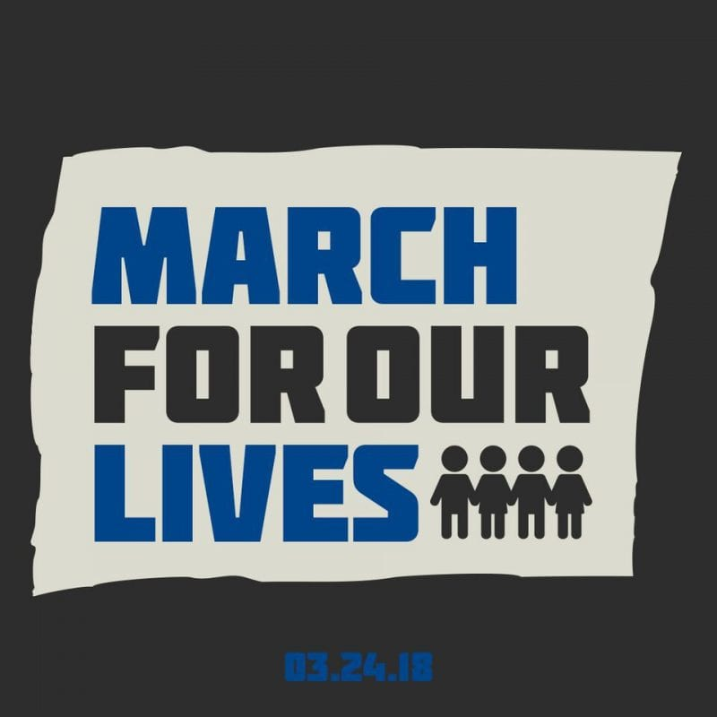 March For Our Lives - call to end gun violence