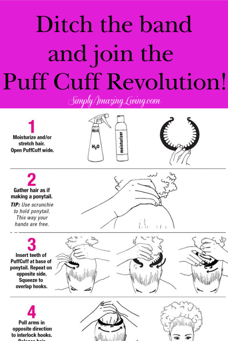 PuffCuff How to use guide