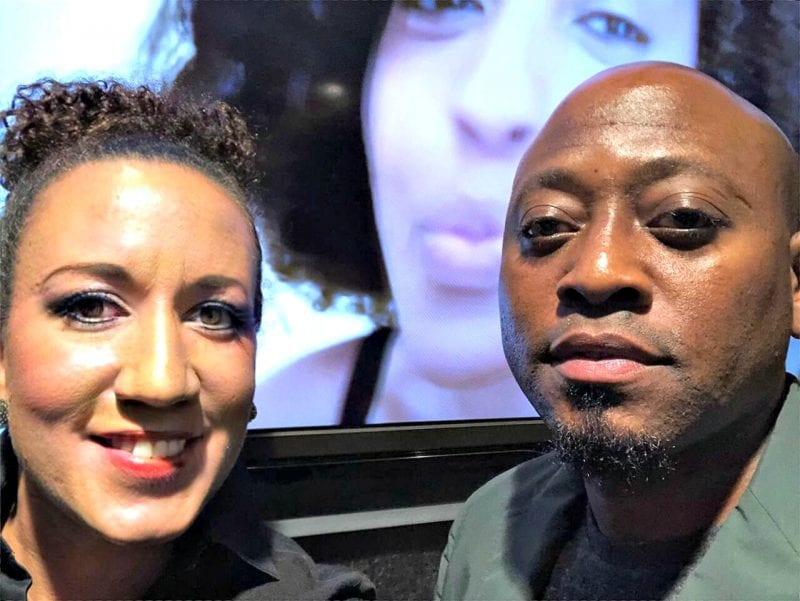 Gentleman Jack's Real to Real event featuring Omar Epps