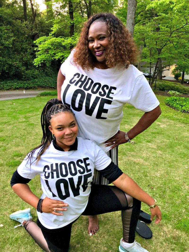 Love overrules | Happy New Year Choose Love #ChooseLove #SimplyAmazingLiving