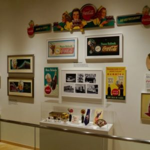 World of Coca-Cola new exhibit
