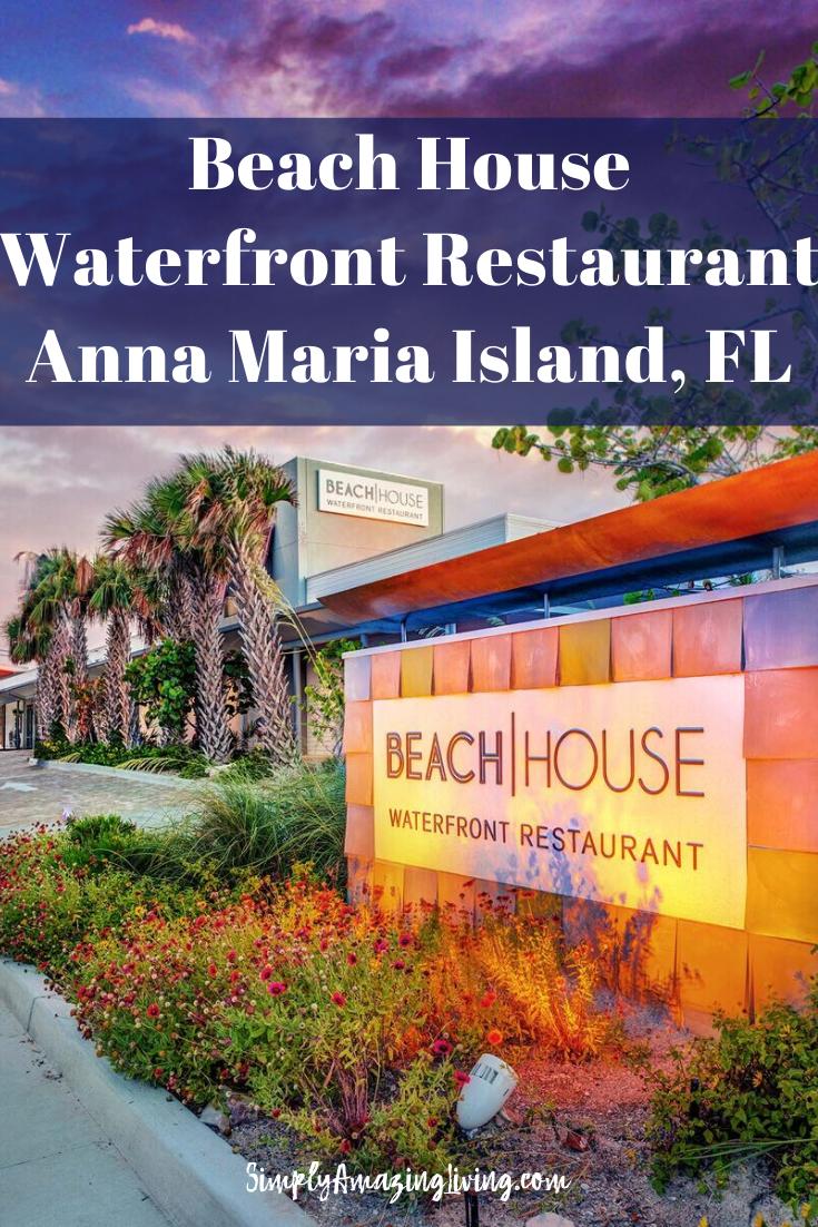 Beach House Waterfront Restaurant Pin