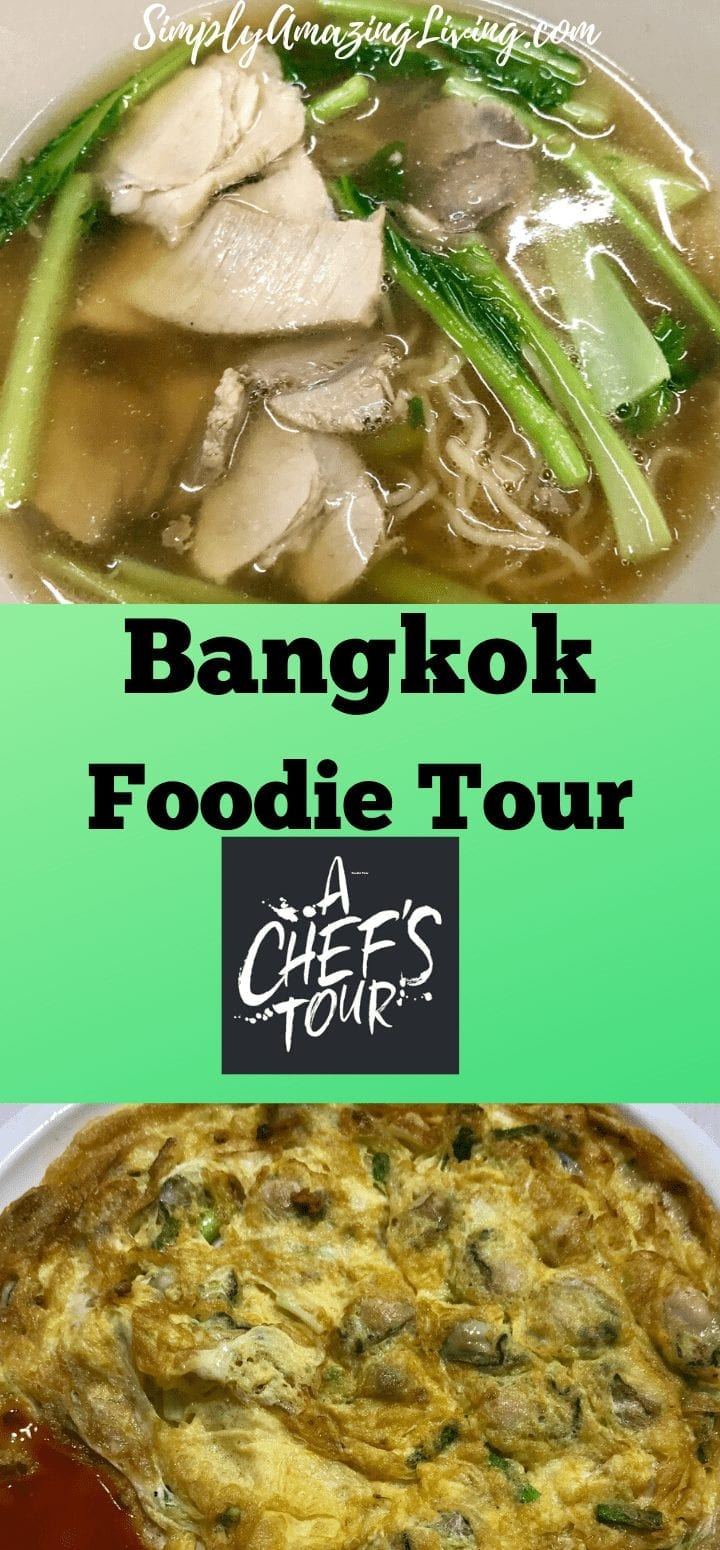 A Chef's Tour Bangkok