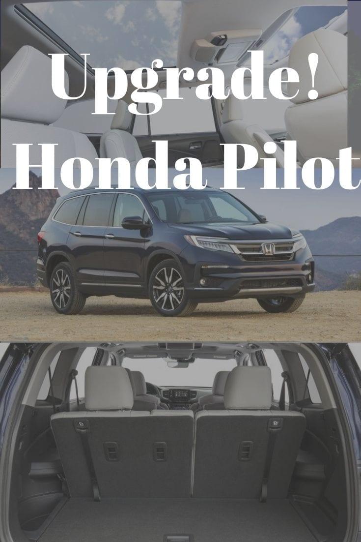 Honda Pilot 2019 Post pin