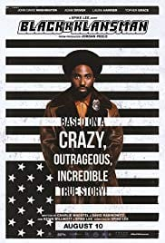 BlacKkKlansman Movie Promotional Image