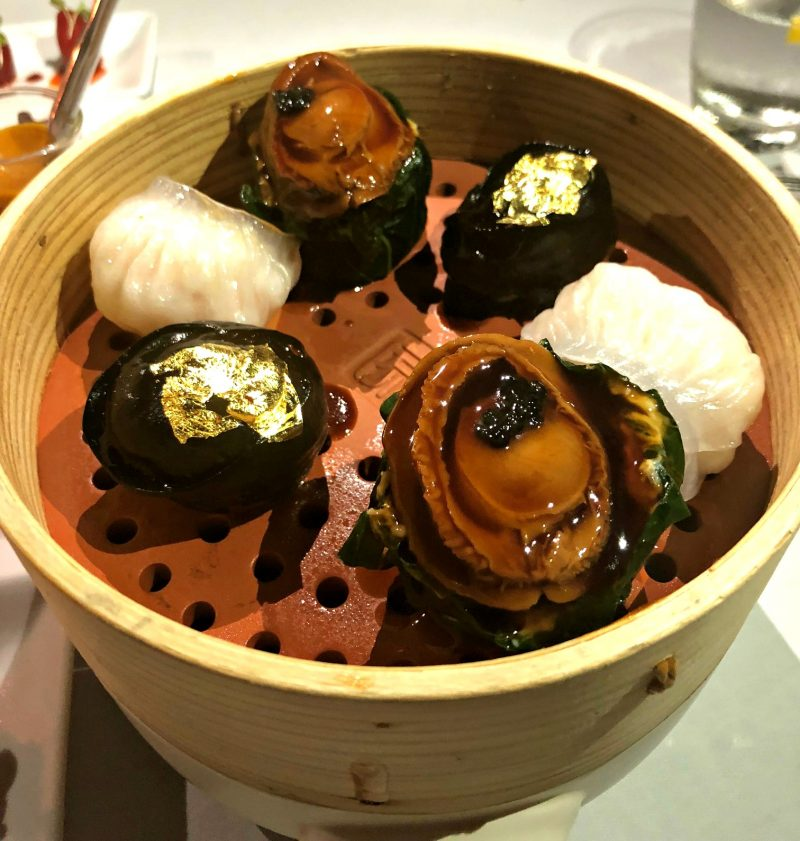 Dim Sum Basket at lebua Bangkok