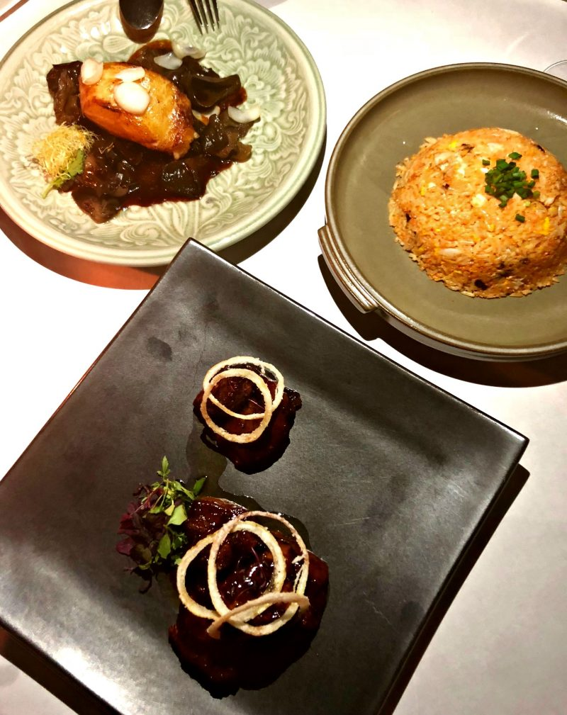 Breeze Restaurant at lebua Bankok